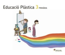 Geekmag.es Educacion Plastica 3º Primaria Els Camins Ed 2012 Baleares Catala Image