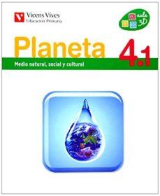 Permacultivo.es Planeta 4º Primaria Region De Murcia Libro 1, 2 Y 3 Image