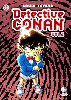 detective conan ii nº 63-gosho aoyama-9788468471433