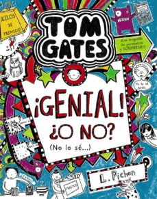 Treninodellesaline.it Tom Gates 8: ¡Genial! ¿O No? (No Lo Se) Image