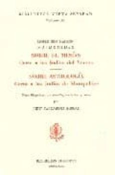 Debatecd.mx Carta A Los Judios Del Yemen. Carta A Los Judios De Montpellier Image