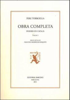 Enmarchaporlobasico.es Obra Completa Vol.i Poesies En Catala Image