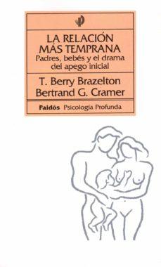 Cdaea.es La Relacion Mas Temprana:padres, Bebes Y El Drama Del Apego Inici Al Image