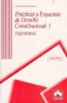 Javiercoterillo.es Practicas Y Esquemas De Derecho Constitucional I (2 Vols.) (2ª Ed .) Image