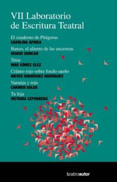 Descargar archivo ebook desde amazon VII LABORATORIO DE ESCRITURA TEATRAL (Spanish Edition) 9788480489133 de