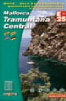 mallorca: tramuntana nord (1:25,000)-9788480902533