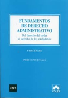 Debatecd.mx Fundamentos De Derecho Administrativo(3ª Ed.) Image