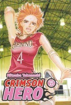 crimson hero nº 15-mitsuba takanashi-9788483579633