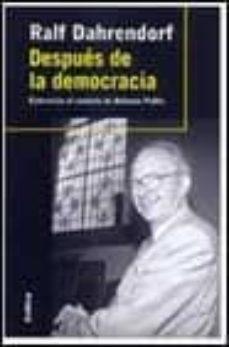 Inmaswan.es Despues De La Democracia: Entrevista Al Cuidado De Antonio Polito Image