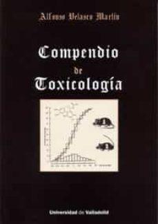 Descargas de libros electrónicos gratis para el iPhone 5 COMPENDIO DE TOXICOLOGIA
