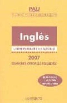Ojpa.es Pau Madrid Ingles 2007 : Examenes Oficiales Resueltos Image