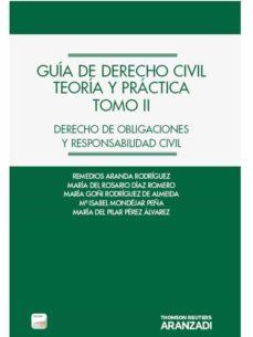 guía de derecho civil, ii. teoría y práctica-remedios aranda rodriguez-9788490148433