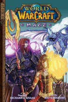 warcraft: mago-richard a. knaak-ryo kawakami-9788491676133
