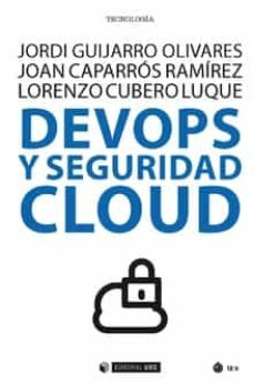 Ebook descargar gratis torrent search DEVOPS Y SEGURIDAD CLOUD de JORDI GUIJARRO OLIVARES