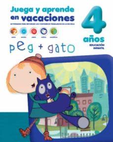 Followusmedia.es Peg + Gato 4 Años Juega Y Aprende En Vacaciones Image