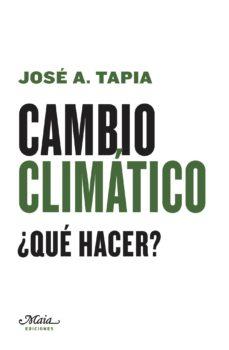 Viamistica.es Cambio Climatico ¿Que Hacer? Image