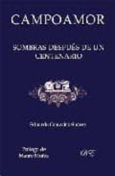 Chapultepecuno.mx Campoamor: Sombras Despues De Un Centenar Image