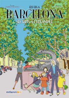 Titantitan.mx Els Sis A Barcelona: Secrets A L´eixample Image