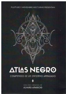 Descargar libros electrónicos para ipad ATLAS NEGRO (Literatura española) iBook CHM ePub