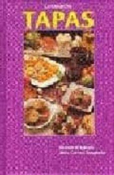 le classiche tapas: ricette originali della cucina spagnola-9788495332233
