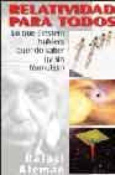 Padella.mx Relatividad Para Todos Image