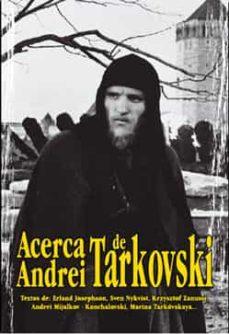 Inmaswan.es Acerca De Andrei Tarkovski Image