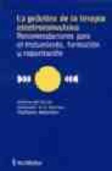 la practica de la terapia electroconvulsiva: recomendaciones para el tratamiento, formacion y capacitacion-9788497060233