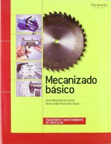 Libro electrónico gratis para descargar MECANIZADO BASICO