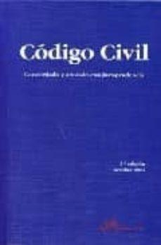 Javiercoterillo.es Codigo Civil: Concordado Y Anotado Con Jurisprudencia (3ª Ed.) Image