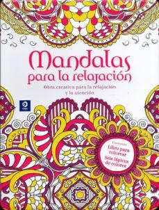 MANDALAS PARA LA RELAJACIÓN (CAJA METÁLICA)