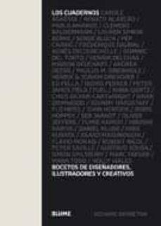 Descargar LOS CUADERNOS: BOCETOS DE DISEÃ'ADORES, ILUSTRADORES Y CREATIVOS gratis pdf - leer online