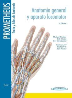 coleccion prometheus. texto y atlas de anatomia (3ª ed)-9788498358933