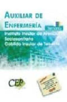 Geekmag.es Auxiliar De Enfermeria. Instituto Insular De Atencion Sociosanita Ria. Cabildo Insular De Tenerife. Temario De Oposiciones Image
