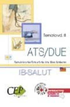 Viamistica.es Temario Vol. Iii. Oposiciones Ats/due Servicio De Salud De Las Il Les Balears (Ib-salut) Image