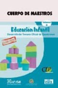 Enmarchaporlobasico.es Cuerpo De Maestros Educacion Infantil: Temario Vol.ii Edicion Par A Canarias Image