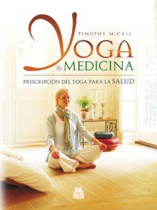 yoga y medicina (ebook)-timothy mccall-9788499105833