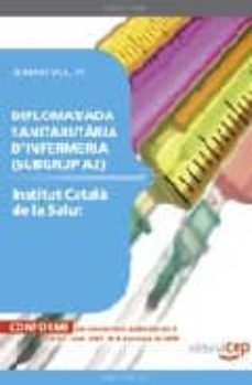 Eldeportedealbacete.es Diplomat/ada Sanitari/taria D Enfermeria (Subgrup A2) L Institud Catala Salud. Temari Vol. Iii Image