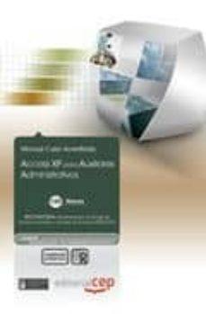 Inmaswan.es Access Xp Para Auxiliares Administrativos. Coleccion Formacion Co Ntinuada (Essscan) Image