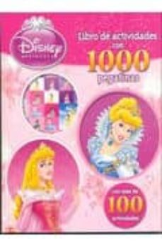 Javiercoterillo.es Princesas Actividades 1000 Pegatinas Image
