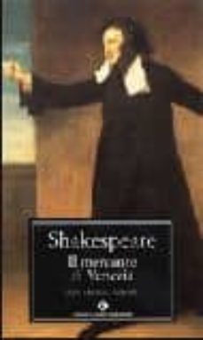 il mercante di venezia-william shakespeare-9788804477433