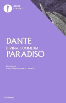 la divina commedia: paradiso-dante alighieri-9788804671633
