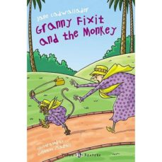 granny fixit and the monkey + cd-9788853613233