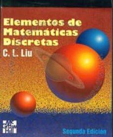 Relaismarechiaro.it Elementos De Matematicas Discretas (2ª Ed.) Image