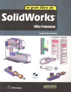 Iguanabus.es El Gran Libro Del Solidworks Office Professional Image