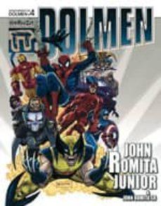 Concursopiedraspreciosas.es Dolmen Monografico Nº 4: John Romita Jr (And John Romita Sr) Image