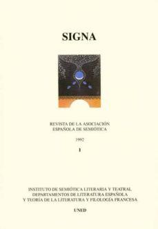 signa nº 19: revista de la asociacion española de semiotica-2910013652043