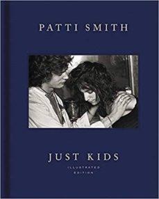 just kids illustrated edition-patti smith-9780062873743