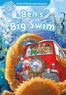 Leer un libro descargado en itunes OXFORD READ AND IMAGINE 1. BENS BIG SWIM (+ MP3) en español
