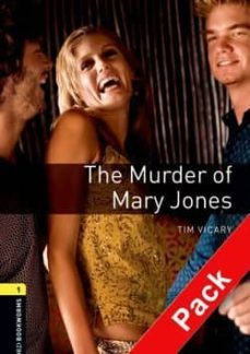 Tienda de libros electrónicos Kindle: MURDER OF MARY JONES (INCLUYE CD) (OBPS 1: OXFORD BOOKWORMS PLAYS CRIPTS)