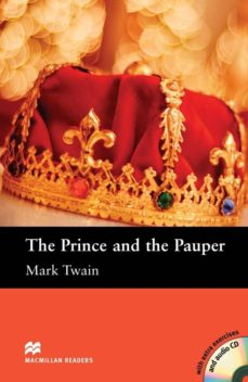 Descarga gratuita de libros de epub para ipad. MACMILLAN READERS ELEMENTARY: THE PRINCE AND THE PAUPER PACK in Spanish 9780230436343 de